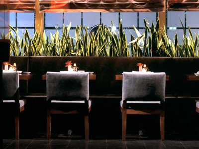 Front Dining Room at Koi New York