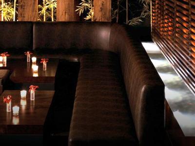 Lounge at Koi New York