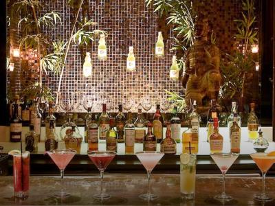 Main Bar at Koi New York