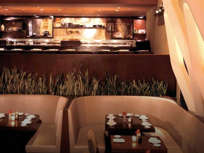Main Dining Room at Koi New York