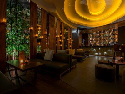 Bar at Koi Abu Dhabi