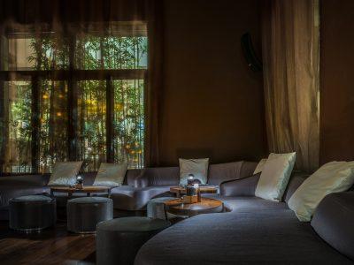 Lounge at Koi Abu Dhabi