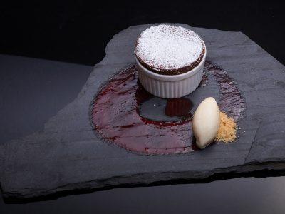 Molten Cocolate Cake