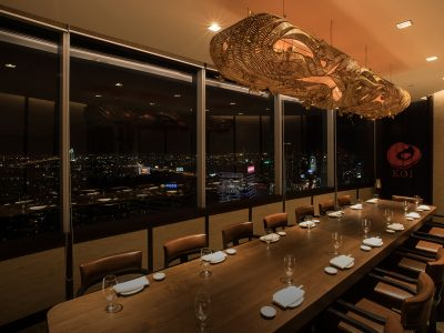 Private Dining at Koi Bangkok
