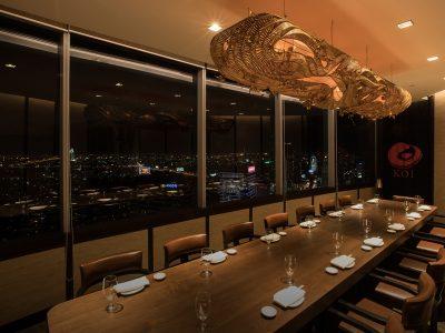 Private Dining at Koi Bangkok