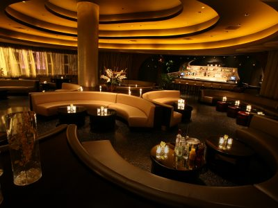 Cocktail Lounge at Koi Las Vegas